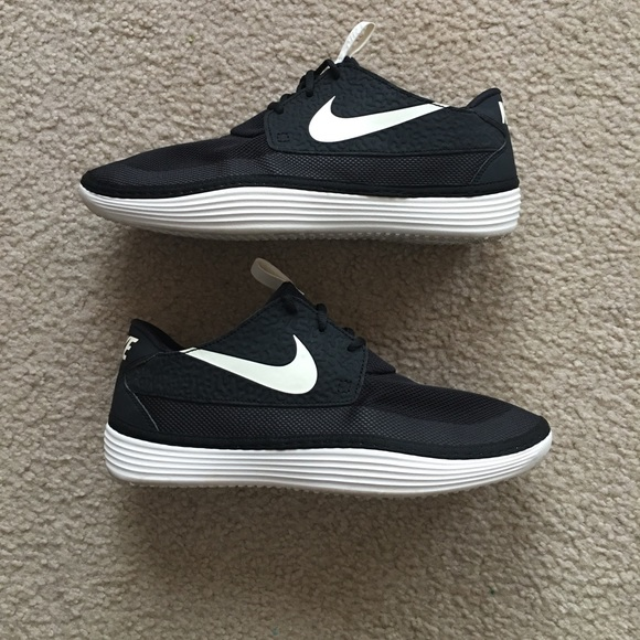 Nike Men's Solar Soft Moccasin Sneakers Sz 12